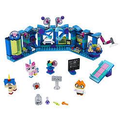 Lego Unikitty Лаборатория доктора Фокса