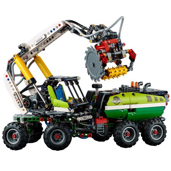 Лего Техник Конструктор Лесозаготовительная машина 42080