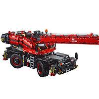 Lego Technic Конструктор Подъёмный кран для пересечённой местности