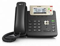 IP телефон Yealink SIP-T23G, SIP 3 линии, PoE, GigE, с БП