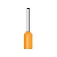 9026060000 H0,5/14 OR SV Кабельный наконечник с изоляцией, цвет оранжевый