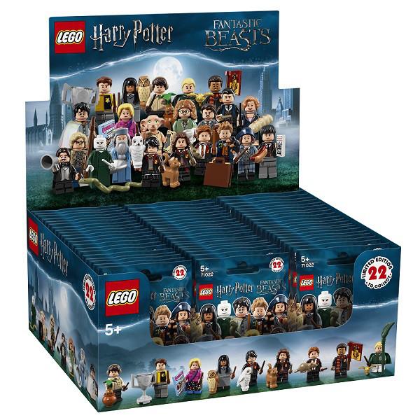 Lego Минифигурка Гарри Поттер и Фантастические твари
