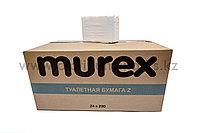 """Бумага туалетная листовая Z-укладка, """"Murex"""""""