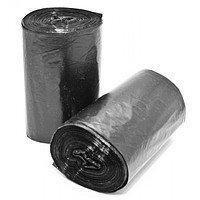 Пакеты под мусор 60 л. (15 шт/в рулоне) РК