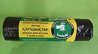 Мешки для мусора с завязками 60л ( 10 шт/уп), фото 2