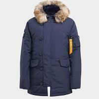 Куртка мужская OXFORD BLUE\BLUE