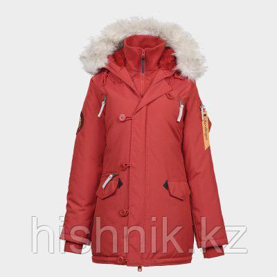 Куртка женская OXFORD SIMPLE RED/WHITE GREY