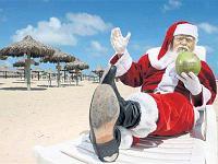 Карнавальный костюм Санта Клаус (Santa Claus)| Жаркий.