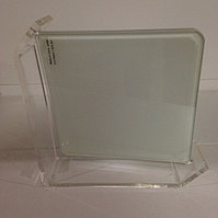 Стеклянная рамка для сублимации 12,5 см (acrylic frame) матовая