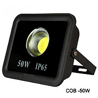 Прожектор ZILED 50W,IP 65.AC 85-265V, 6500K