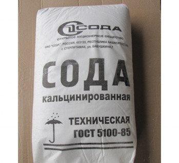 Сода кальцинированная Качество, фото 2