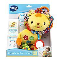 Игрушка интерактивная для малышей «Веселый львенок», фото 1