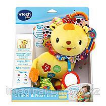 Игрушка интерактивная для малышей «Веселый львенок»