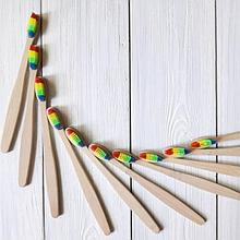 Взрослые бамбуковые щетки