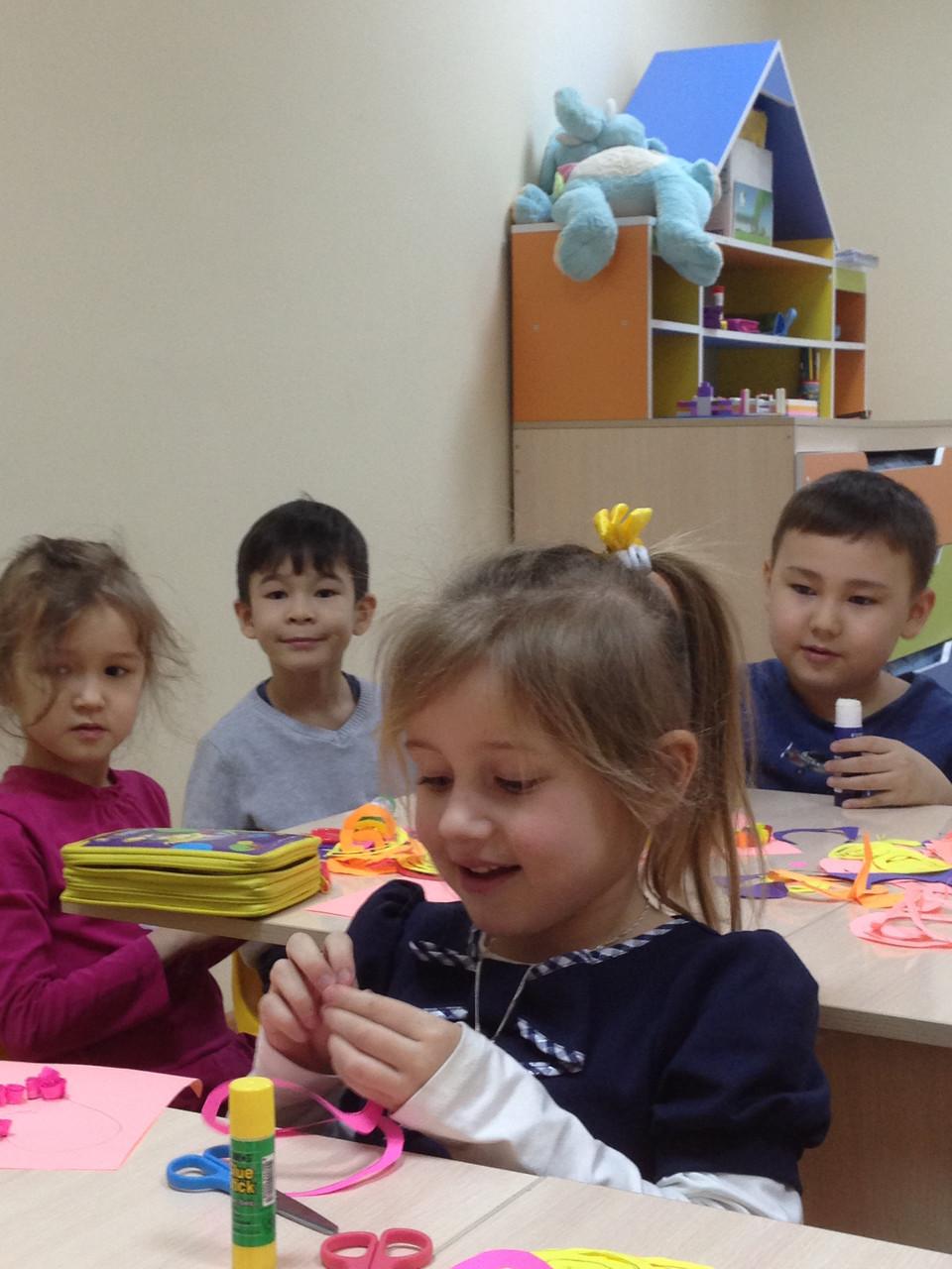 Подготовка к школе на русском языке обучения по программе нулевого класса