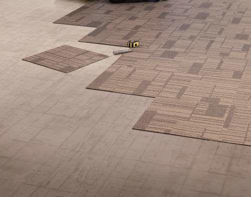 Ковровая плитка InterfaceFlor Series 301