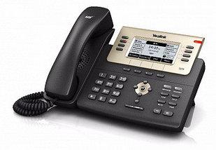 IP телефон Yealink SIP-T27P, SIP 6 аккаунтов, BLF, PoE, с БП