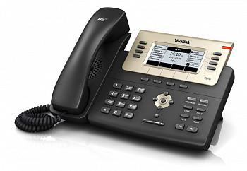 IP телефон Yealink SIP-T27G, SIP 6 линий, BLF, РоЕ,GigE, С БП