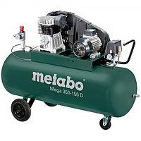 Компрессор Metabo MEGA 350-150 D, 2.2кВт, 10б, 150л
