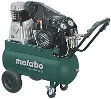 Компрессор Metabo MEGA 400-50 W, 2.2кВт, 220В, 10б, 50л