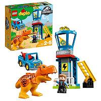 Игрушка Дупло Jurassic World Башня Ти-Рекса™