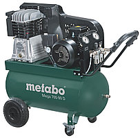 Компрессор Metabo MEGA 700-90 D, 4кВт, 11б, 90л