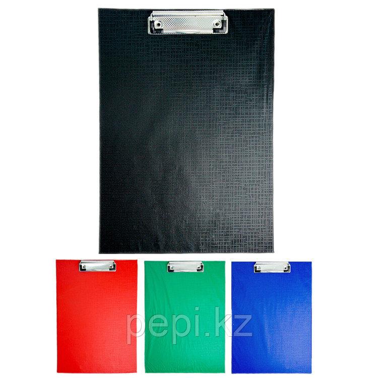 Папка-планшет А4, с металлическим зажимом