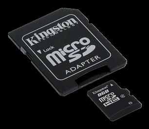 MicroSD Накопители