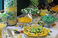Емкости, вазы, посуда для candy bar в аренду