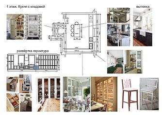 Подбор мебели для интерьера