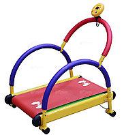 """Тренажер детский механический """"Беговая дорожка"""" с компьютером (SH-01C)"""
