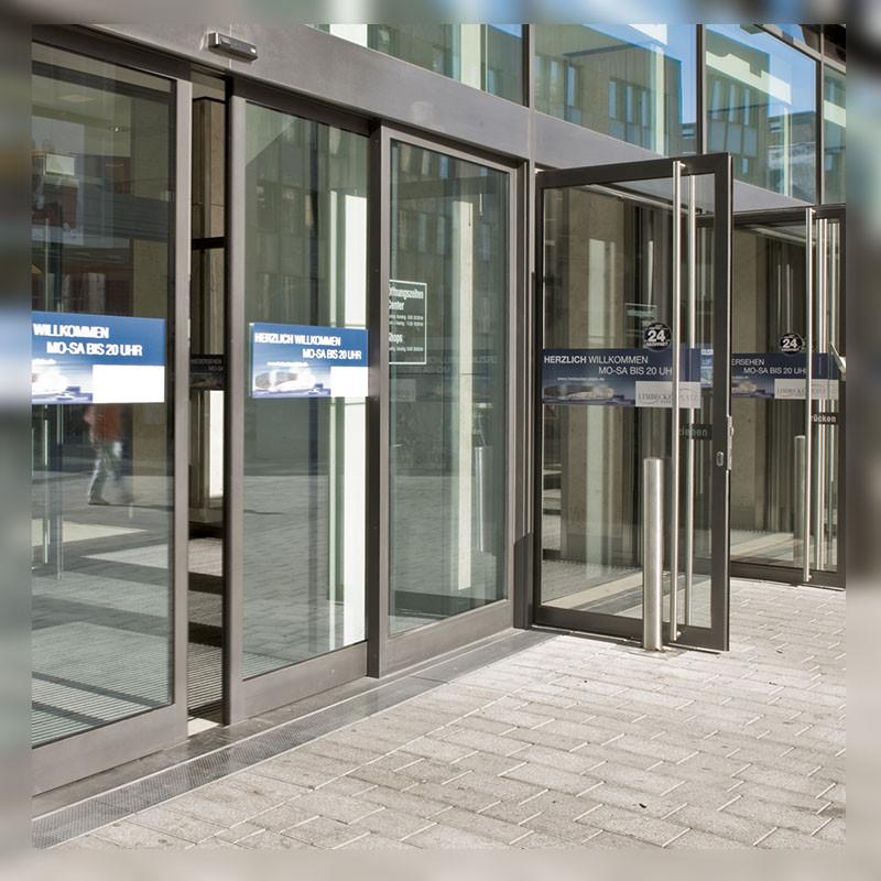 Автоматическая раздвижная дверь DORMA SST R (Германия)