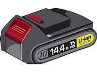 """Аккумуляторная батарея """"СУПЕРКОМПАКТ М2"""", 14.4 В, Li-Ion, 1.5 Ач, ЗУБР"""