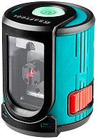 Нивелир лазерный линейный CL 20, сверхъяркий, KRAFTOOL 34700, двухлучевой, 20м, IP54, точн. 0,2 мм/м