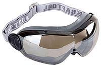 """Очки KRAFTOOL """"EXPERT"""" защитные с непрямой вентиляцией, с оправой из термопластэластомера, линза поликарбонатная"""