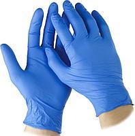 """Перчатки STAYER """"PROFI"""" нитриловые экстратонкие, M, 100шт"""