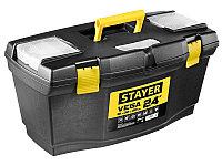 """Ящик для инструмента """"VEGA-21"""" пластиковый, STAYER"""