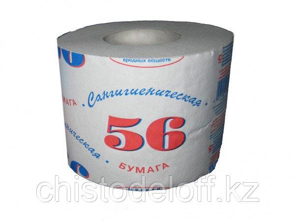 """Бумага туалетная """"56"""""""