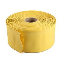Термоусадочная трубка ТТУ 10/5 желтая 100 м/упак ИЭК, фото 1