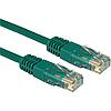 ITK Коммутационный шнур (патч-корд), кат.5Е FTP, 1,5м, зеленый
