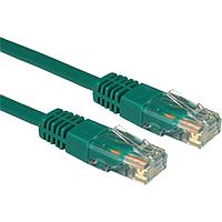 ITK Коммутационный шнур (патч-корд), кат.5Е FTP, 1,5м, зеленый, фото 1