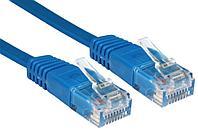 ITK Коммутационный шнур (патч-корд), кат.5Е FTP, 1,5м, синий, фото 1