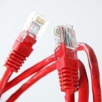 ITK Коммутационный шнур (патч-корд), кат.5Е FTP, 1,5м, красный, фото 1