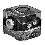 Датчик реле давления газа Dungs GW 2000 A4 HP IP54M