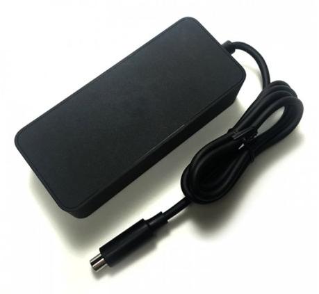 Зарядка для скутера Xiaomi Mijia m365, 42V 2A 7.0x5.6mm (HT-A09-71W)