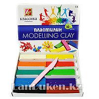 Пластилин Луч классический 10 цветов
