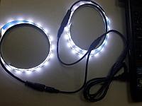 Светодиодная лента 2 полосы LED STRIP