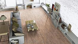 ПВХ плитка Tarkett коллекция Lounge WOODY