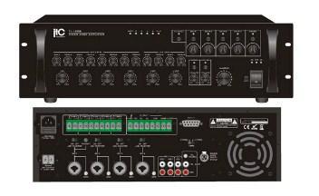 ITC Audio TI-240S 5-ти зональный микширующий усилитель мощности