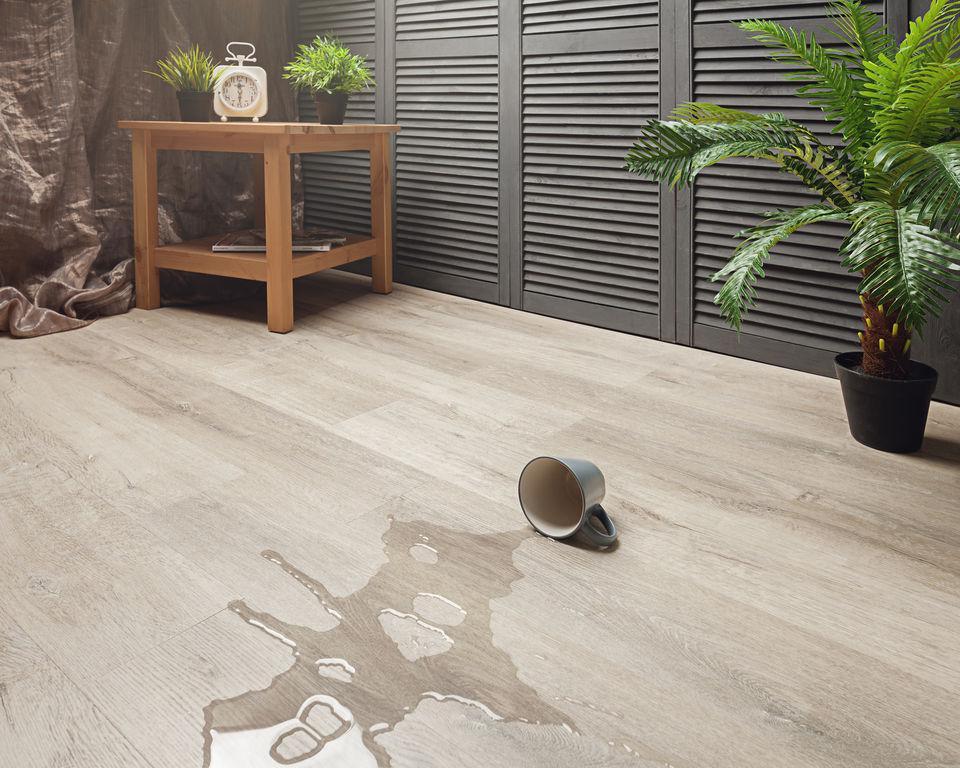 ПВХ плитка Aqua-floor коллекция RealWood AF6031 GLUE